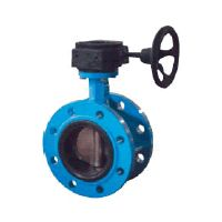Product Image - Worm Wheel Flanged Midline Butterfly Valve - W-W1211-G